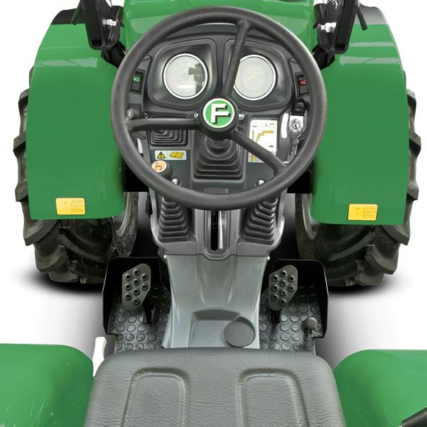 Tractor Cromo Oferta financiación Ferrari