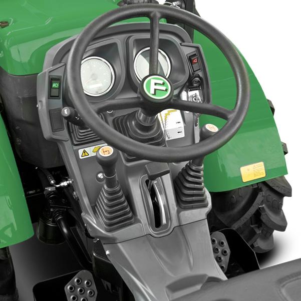 Mandos del tractor FERRARI Cromo K30-K40 RS