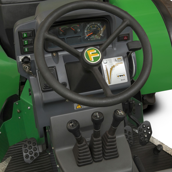 Mandos del tractor FERRARI Vega 85-95 SDT