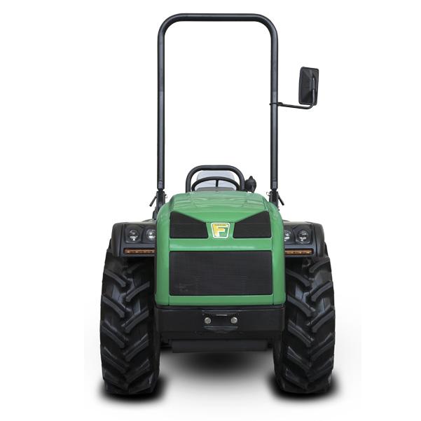 Frontal tractor Vega Ferrari
