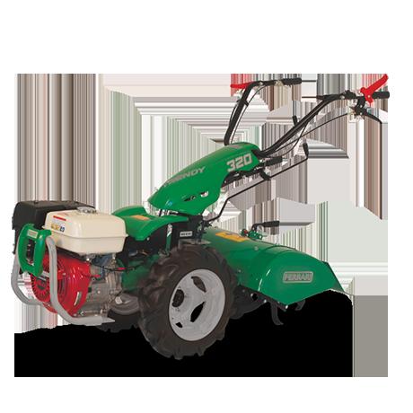 Motocultor ferrari 320 maquinaria agr cola - Precios de cortacesped ...